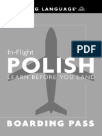 In-Flight Polish