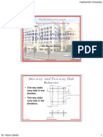 Lecture 3.1 - Design of Two-way Floor Slab System