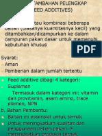 4. Feed Additive