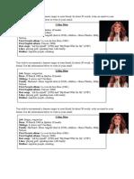 Email Celine Dion