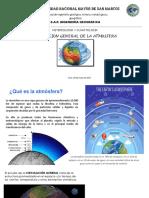 Circulación General Atmósfera