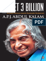 Target 3 Billion - Innovative Solutions Towards Sustainable Development - a. P. J. Abdul Kalam, And Srijan Pal Singh