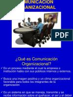 comunicacionorganizacional-090316100317-phpapp01.pps