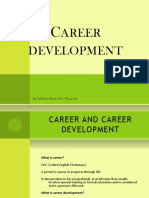 Career Developement Presentation