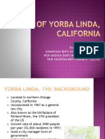 City of Yorba Linda, California