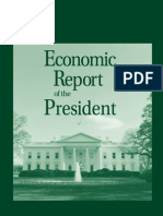 2008 Economic Report of The President