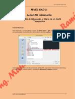 AutoCAD-Intermedio Nivel de Ingeniero-P2