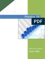 PRÁCTICA_10 Excel Validación de Datos