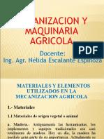 Materiales y Elementos Utilizados m.a.