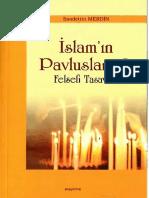 Saadettin Merdin - İslam'ın Pavlusları-1 Felsefi Tasavvuf.pdf