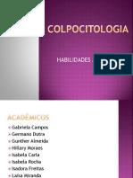 Colpocitologia Turma A