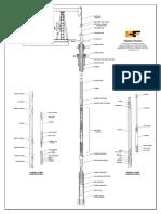 HF Well Schematic