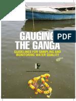 Ganga Monitoring Plan