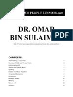 Omar Bin Sulaiman