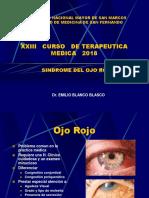 Ojo Rojo 2018