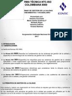 Presentación ISO 9000