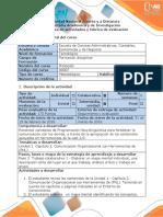 Guía de Actividades y Rúbrica de Evaluación - Paso 2 - Comunicación Organizacional Con Herramientas de (PNL) (1)