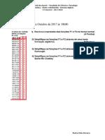 Resolução - 1º TPC Sistemas Digitais (Marisa Ferreira)