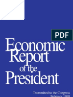1998 Economic Report of The President