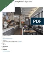 Tostado Café Club