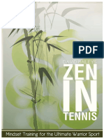Zen in Tennis
