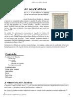 Suetônio sobre cristãos - Wikipedia.pdf
