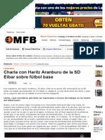 Charla Fbase