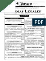 Ley Del Sistema Portuario