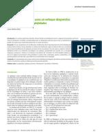 Medina C. Epilepsia- clasificación para un enfoque diagnóstico según etiología y complejidades.