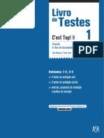 Livro de Testes Cesttop