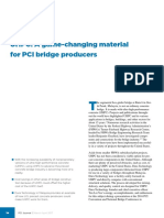 UHPC - A Game-changing Material for PCI Bridge Producers