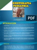 Oxigenoterapia en Pediatria 2018