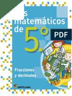 LM5 Fracciones y Decimares