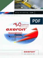 Exeron Tri Fold