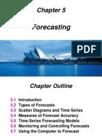 Chap 05 Forecasting - Soan