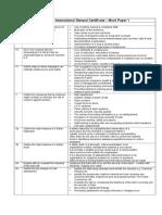 Mock Paper1 QA