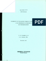 Convair - GDC ERR-AN-991 - Feasibility of the Manned Torqued Centrifuge in a Non-Pressurized Environment - 1966 Progress Report