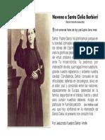 Novena a Santa Clelia Barbieri (2)