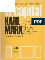 Karl Marx - El Capital - Tomo III - Volumen 6