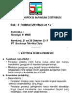 Bab 5 Proteksi 20KV