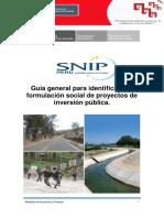 1. Aspectos generales de proyectos sociales metodologia SNIP.pdf