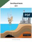 Offshore Drilling Lecture 2016 Unit 3
