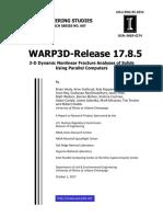 Warp3d Manual