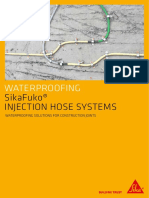 Brochure SikaFuko Injection Hose Systems