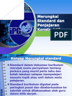 Bab 5 Merungkai Standard Dan Penjajaran Konstruktif