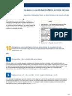 Documentos 10 Bobagens Que Pessoas Inteligentes Fazem Ao Testar Sistemas de Cabeamento de Rede-217345-Pt-7001187