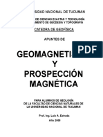 Magnetometráa Para Geólogos