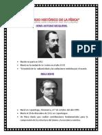 30 Fisicos Bosquejo Histórico de La Físico 3013