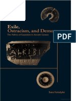 Forsdyke_Exile. Ostracism and Democracy
