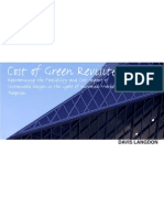 12 Cost of Green Revisited